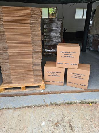 Cutii de carton noi rezistente .