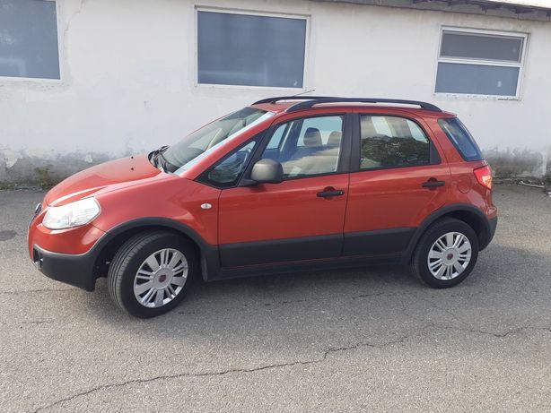 4x4 clima Fiat sedici(suzuki)