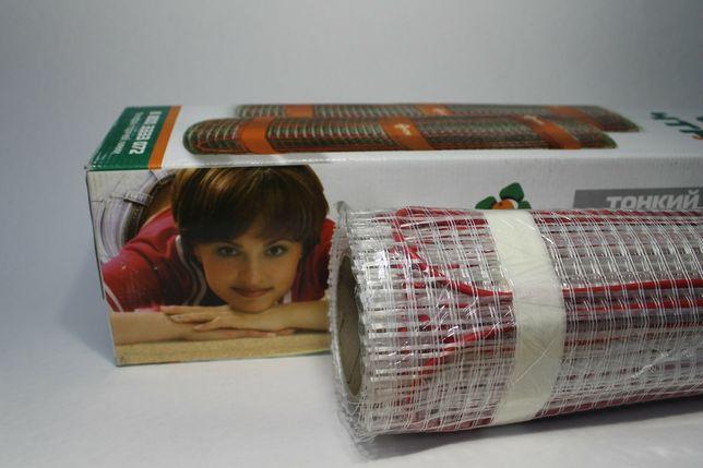 Теплый пол Алматы теплый пол для любых покрытий греющий кабель под каф