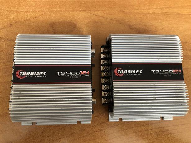 Продам усилитель Taramps TS 400