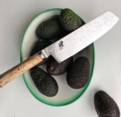 Miyabi 5000MCD, нож Nakiri, 17см острие, включена доставка