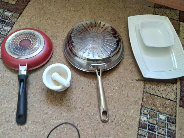 Сковородка,мантоварка,духовка