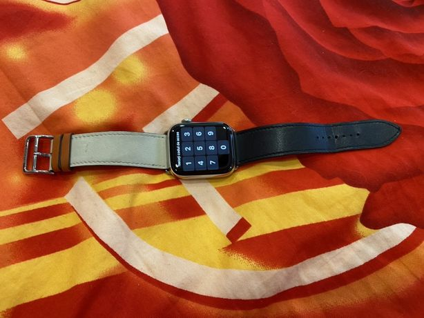 Iwatch 4 Hermes edition