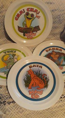 Комплект Детски чинийки
