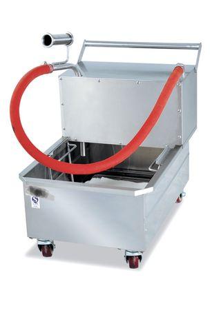 Машина за пречистване на олио