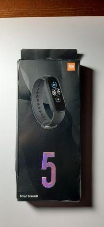 Bratara fitness M5 inteligenta