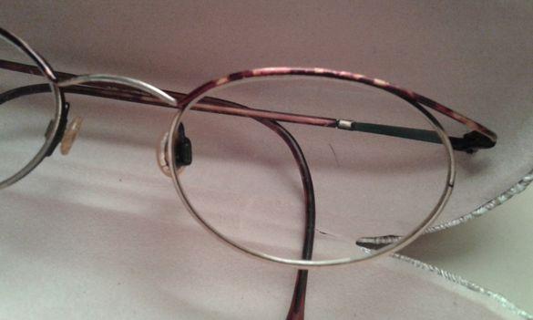 Комбинирани дамски очила с диоптър