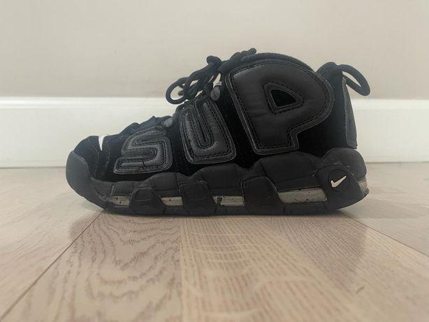 Кроссовки Nike Uptempo + Supreme (унисекс)