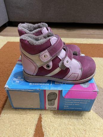 Турецкие ботинки ortopedia зима