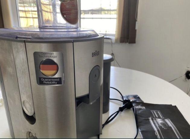 Соковыжималка Braun J700  серый