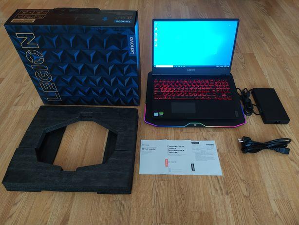 """Мощный игровой ноутбук GTX 1660 ti I5 9300h """"Lenovo"""" Y7000"""