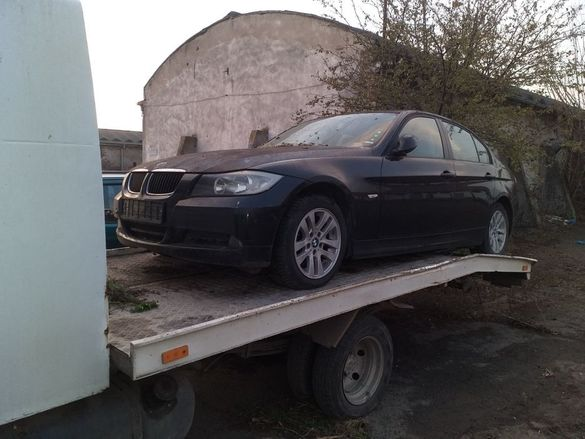 BMW 320 е90 БМВ е90 177hp на части