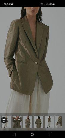 Блейзер пиджак massimo dutti