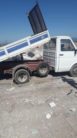 Извозване на строителни отпадъци, Изхвърляне на стари мебели, Чистене
