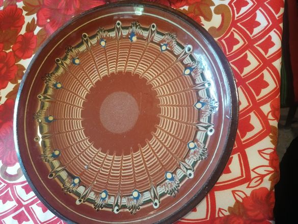 Керамични чинии-2 броя