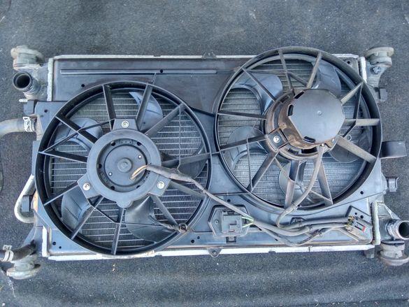 Радиатори и перки за Форд Фокус 1.8/115/100 тдци