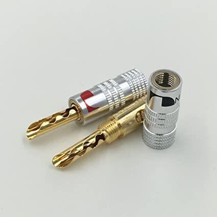 Conectori ( mufa, mufe boxe amplificator) Nakamichi tip BFA baioneta
