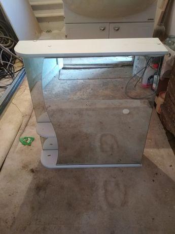 Продам зеркало-шкаф+раковина