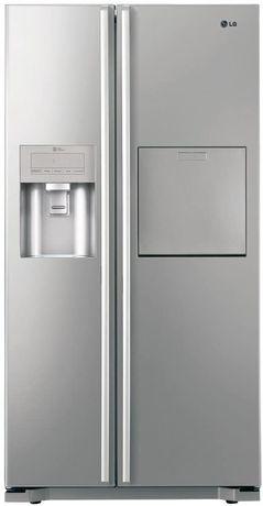 LG GS5162PVLV комбиниран хладилник-фризер Side bY Side
