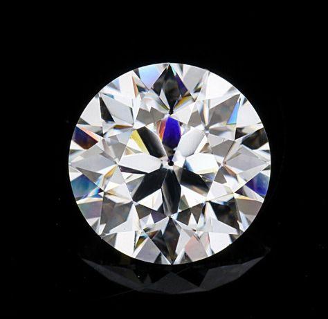 Камъни за годежни пръстени МОЙСАНИТ 0.5ст стар шлаиф цвят Д съртефикат