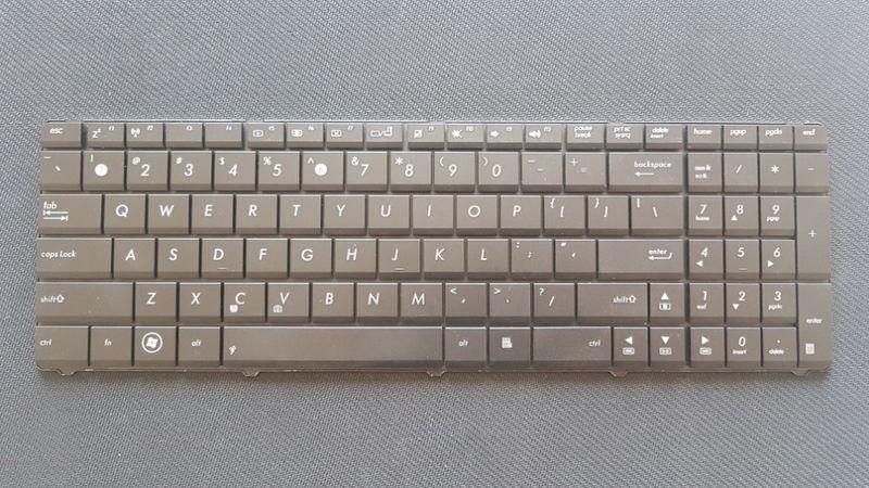 Клавиатура за Asus K53, K52, A52, F50, G51, G53, G60, G72, G73 гр. Габрово - image 1