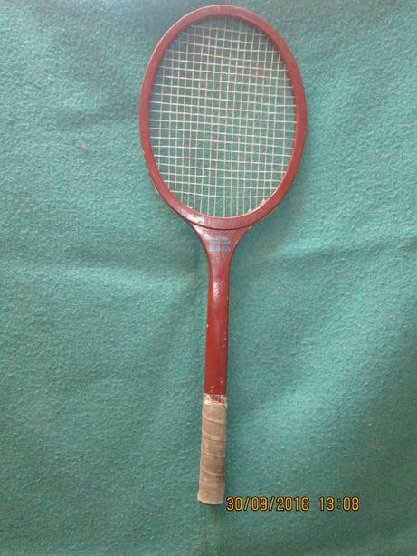 Racheta de tenis din lemn Reghin Reflex