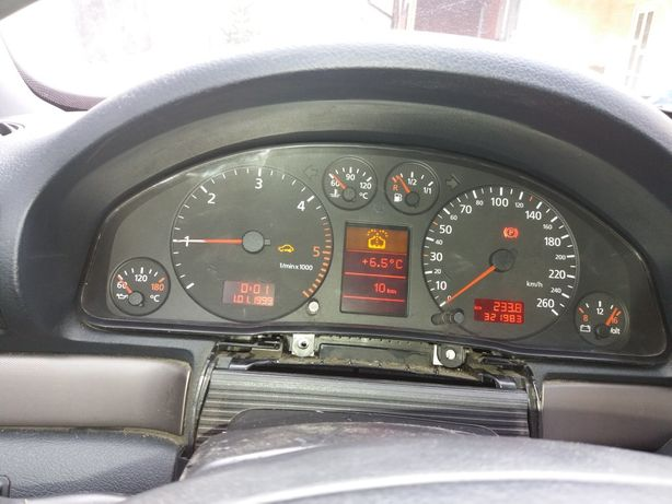 Ceasuri bord audi a4 b5 dizel marca vdo cu display minidot si maxidot