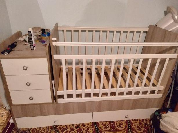 Детская кровать до 12 лет
