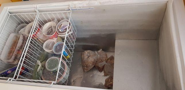 Морозильник  в отличном состоянии