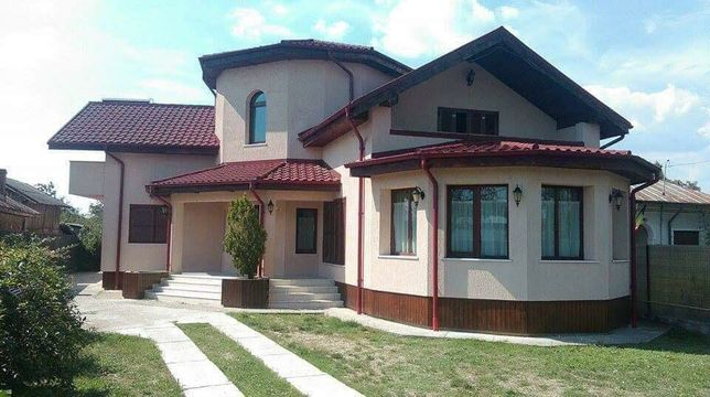 Casa moderna de vanzare