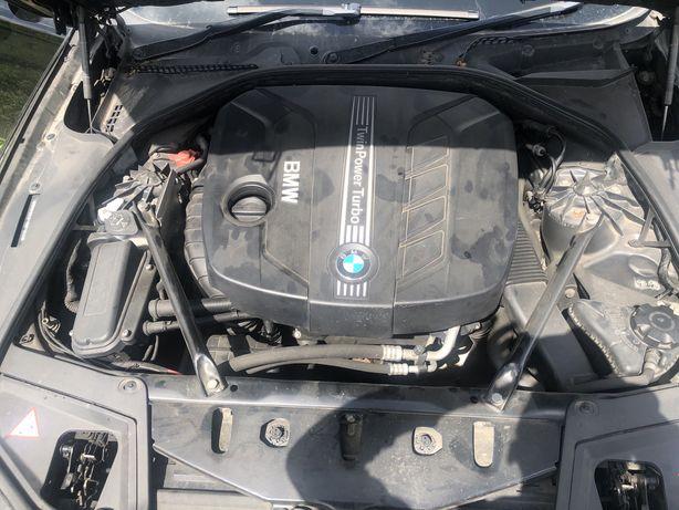 Capac motor Bmw seria 5 F10 F11 520d 184cp N47