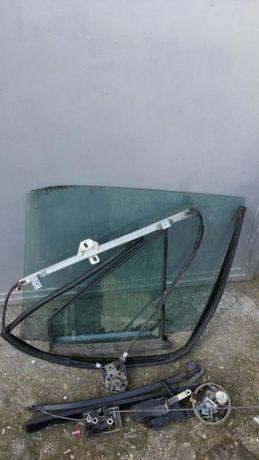 Механизъм за прозорец предна лява врата WVpolo+ брава+ стъклата