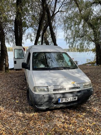 Fiat Scudo mini camper