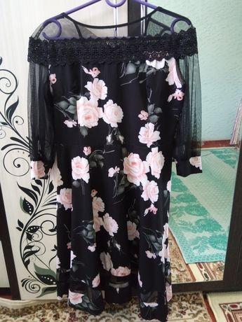 Платье  Алы кйылмеген оте жаксы новый после родов келмей калды размер