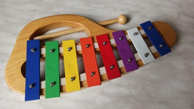 Музыкальный инструмент - игрушка.