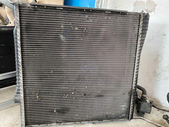 Воден радиатор - /БМВ/BMW/ - /е53 /x5/ - M57- 3.0D - 218кс.