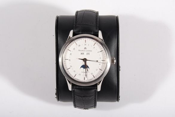 Мъжки часовник Maurice Lacroix Les Classiques Phase de Lune Automatic