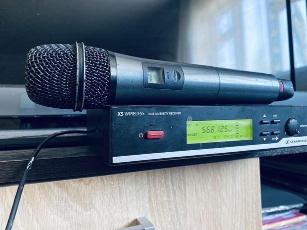 Микрофон Sennheiser xs wireless продам срочно