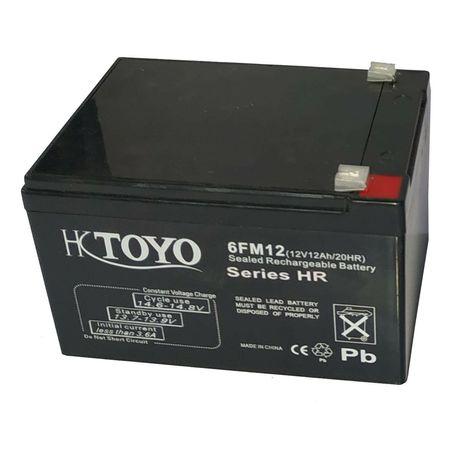 Аккумуляторы 12V 12Ah для ИБП, UPS, электромобилей