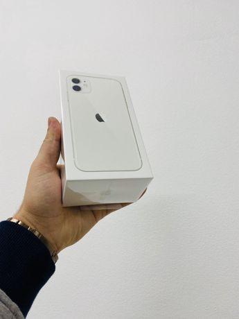 Iphone 11 alb sigilate 128 giga garantie12 luni