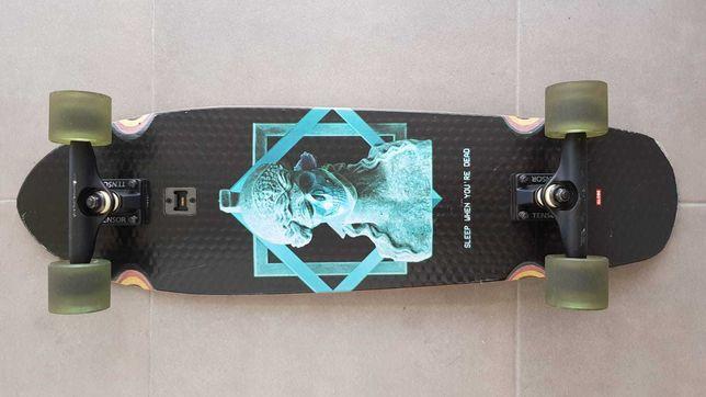 Skateboard Big Blazer Cruiser H+ Dead Athena