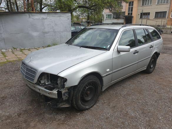Mercedes c180 w202 - НА ЧАСТИ