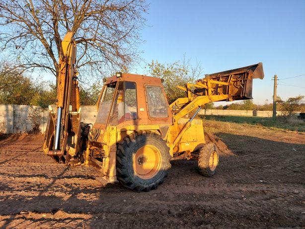 Buldoexcavator Case 580G 4x4