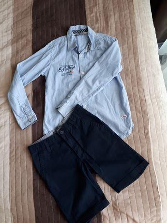 Риза и панталони H&M