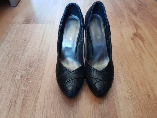 Pantofi  ocazii/ evenimente cu toc  37 37,5