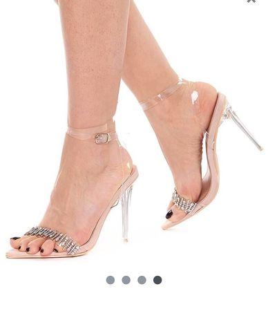 Sandale stilleto