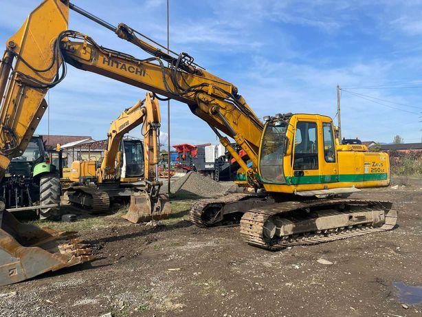 Dezmembrez Hitachi Zaxis 250 LC excavator