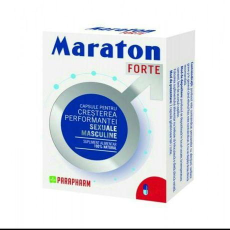 Maraton Forte o capsula pentru potenta erectii puternice si de durata
