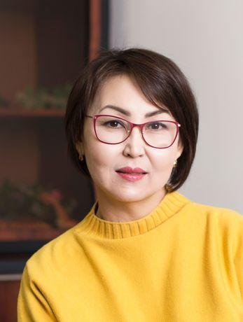 Психолог Канапиева Каламкас Каиргельдиновна очно и онлайн