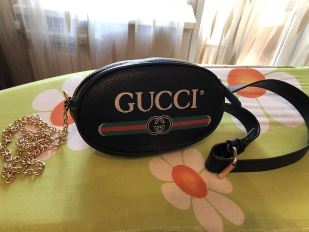 Новая поясная сумка